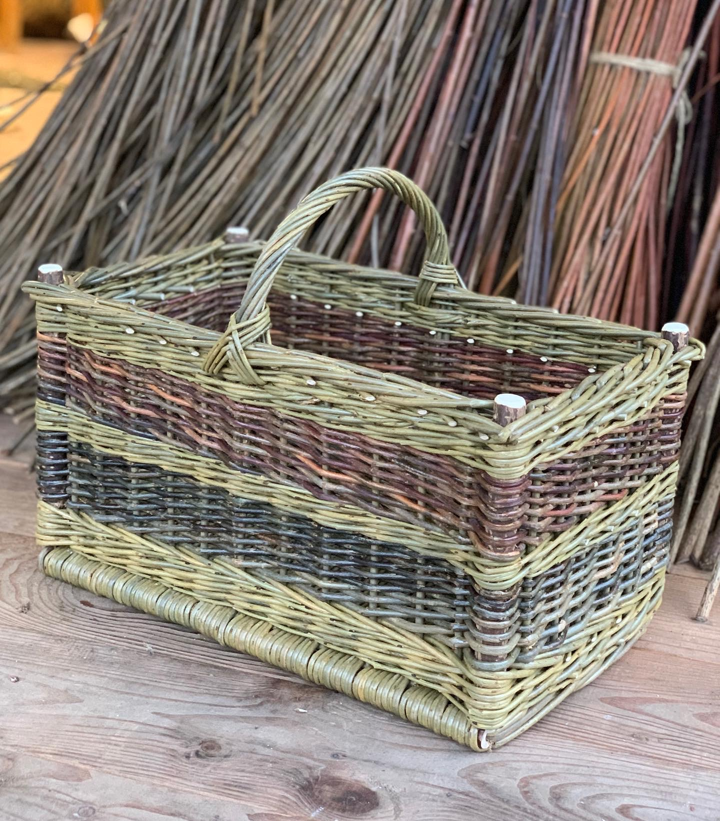 Square Tool Basket